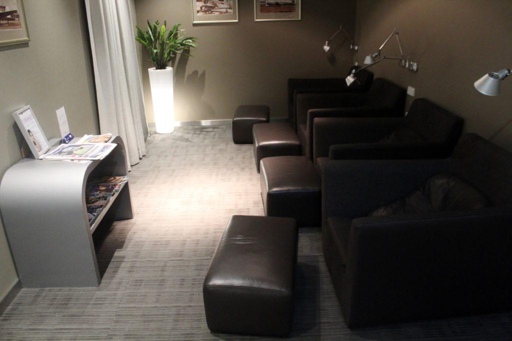 LOT Elite Club Lounge, Warsaw