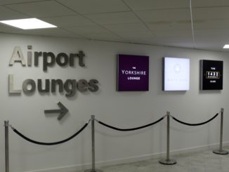 Lounges at Leeds Bradford Airport