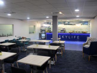 Skylife Lounge, London Southend
