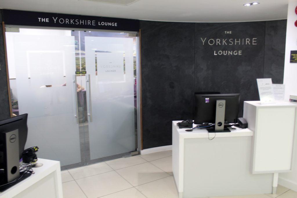 The Yorkshire Lounge, Leeds Bradford