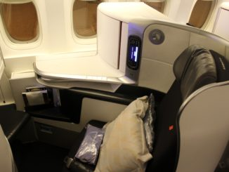 Air France Business Class Paris CDG-Guangzhou