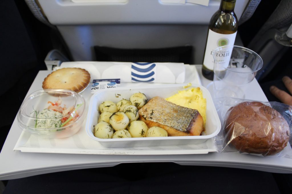 Finnair Seat and Meal package in Economy Class