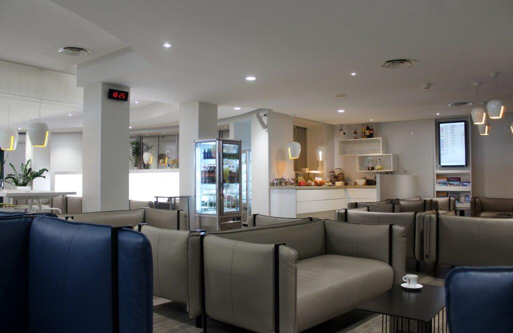 Library Lounge, Nice, Terminal 1