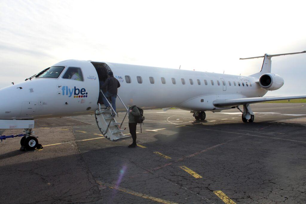 Eastern Airways Humberside-Aberdeen