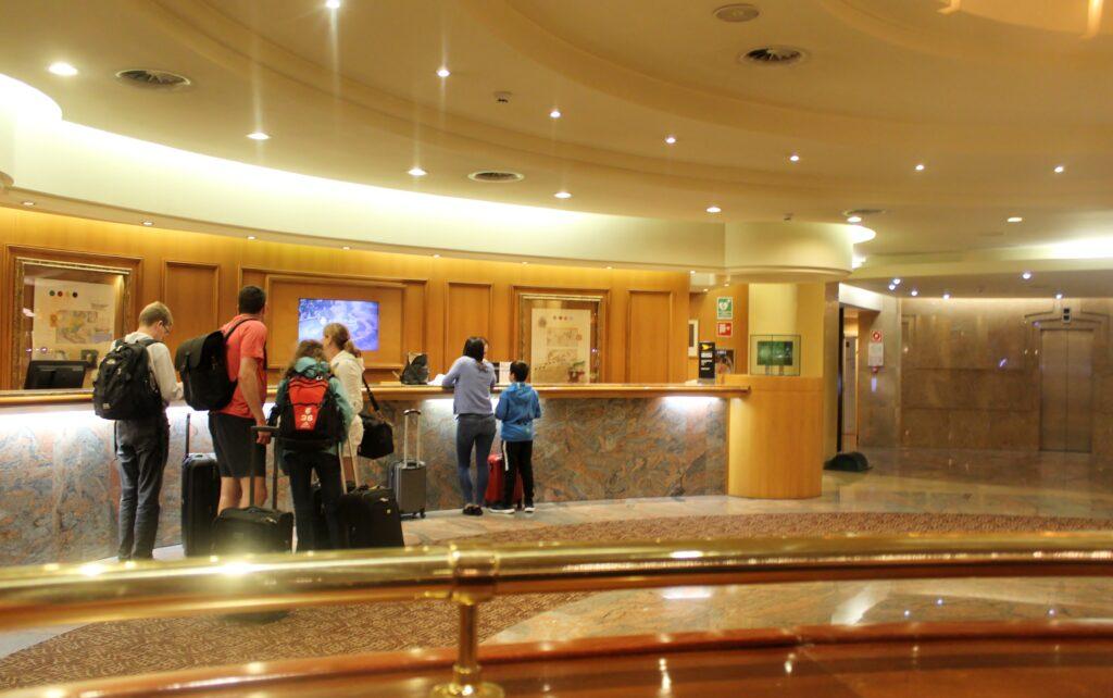Pullman Madrid Airport & Feria Hotel