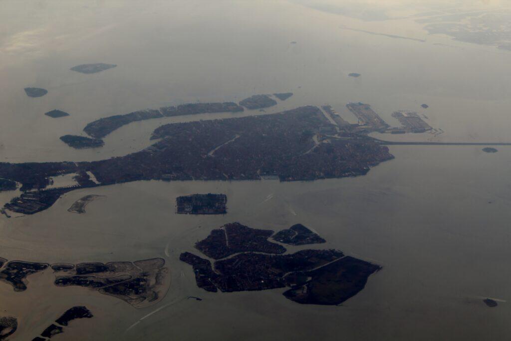 KLM Business Class Venice-Amsterdam