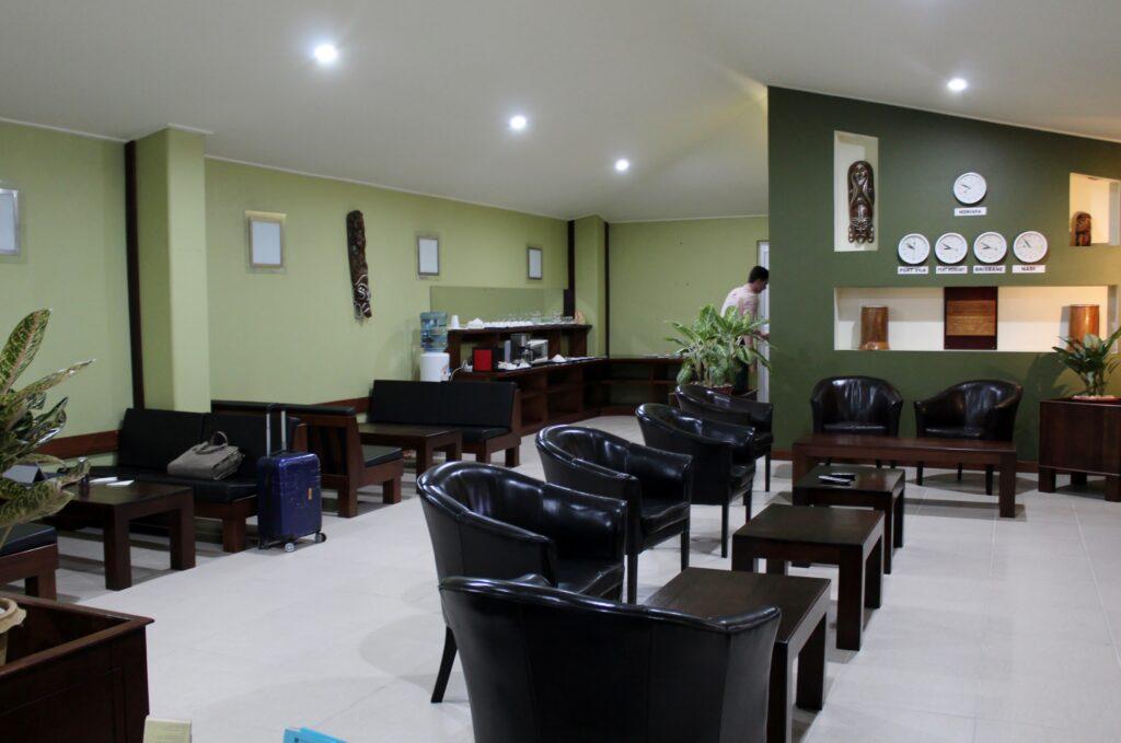 Solomon Airlines Belama Club Lounge, Honiara