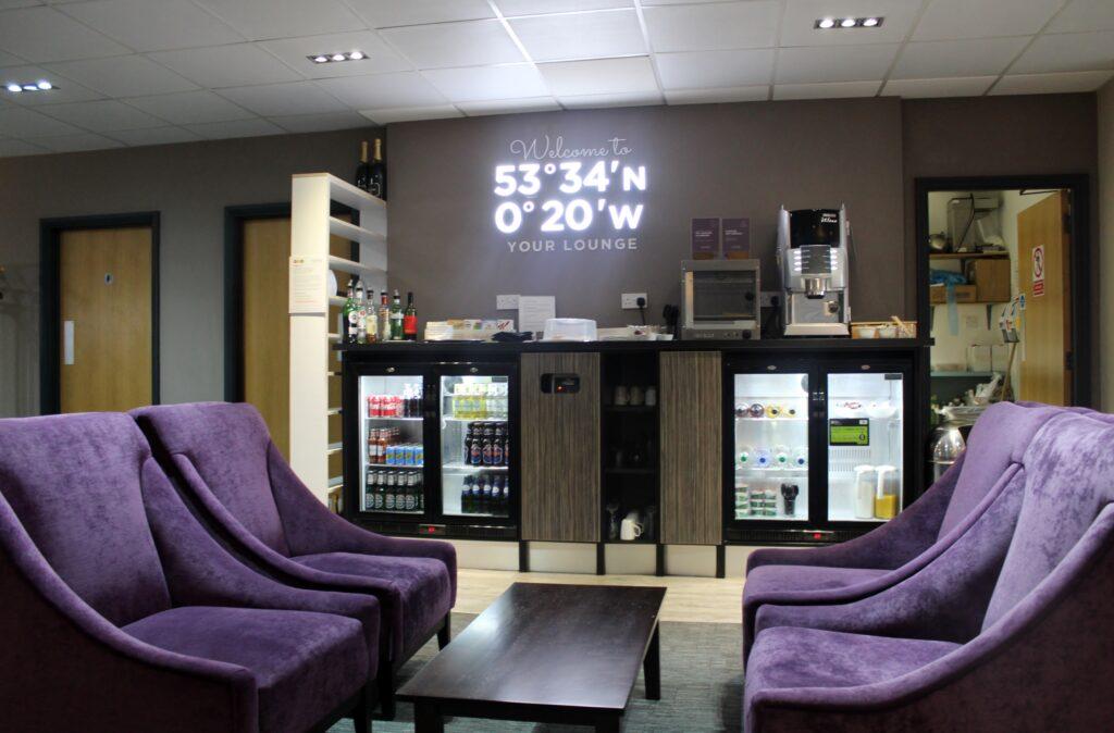 Aspire Lounge, Humberside