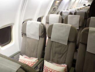 Fiji Airways Economy Class Nadi-Auckland