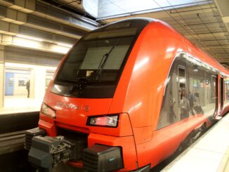 MTR Express 1 Klass Plus Gothenburg-Stockholm