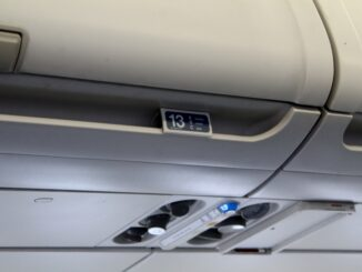 Row 13 on Finnair