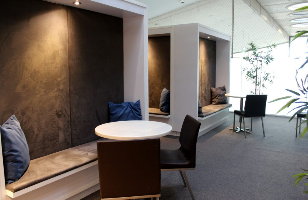 Sheltair Lounge, Paris CDG, Terminal 2D