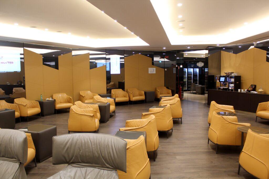 Casa Alitalia Piazza Del Popolo Lounge, Rome Fiumicino