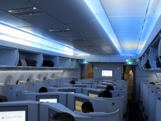 New Finnair Business Class on the Airbus A350