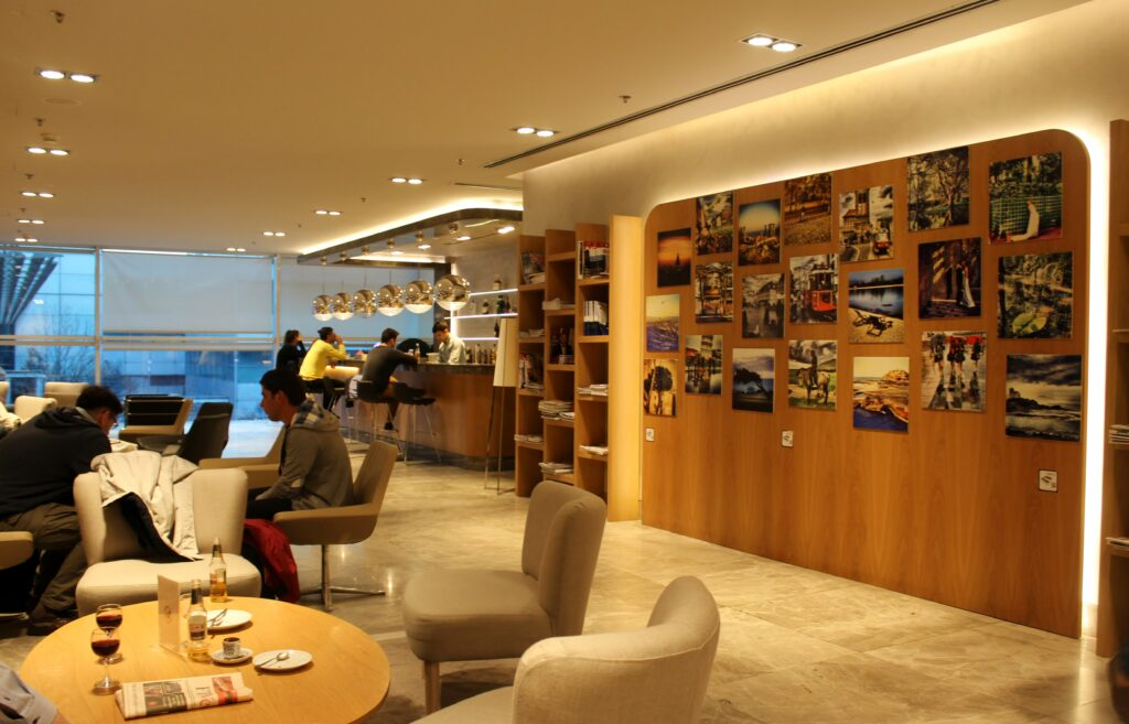 Primeclass Lounge, Istanbul Atatürk
