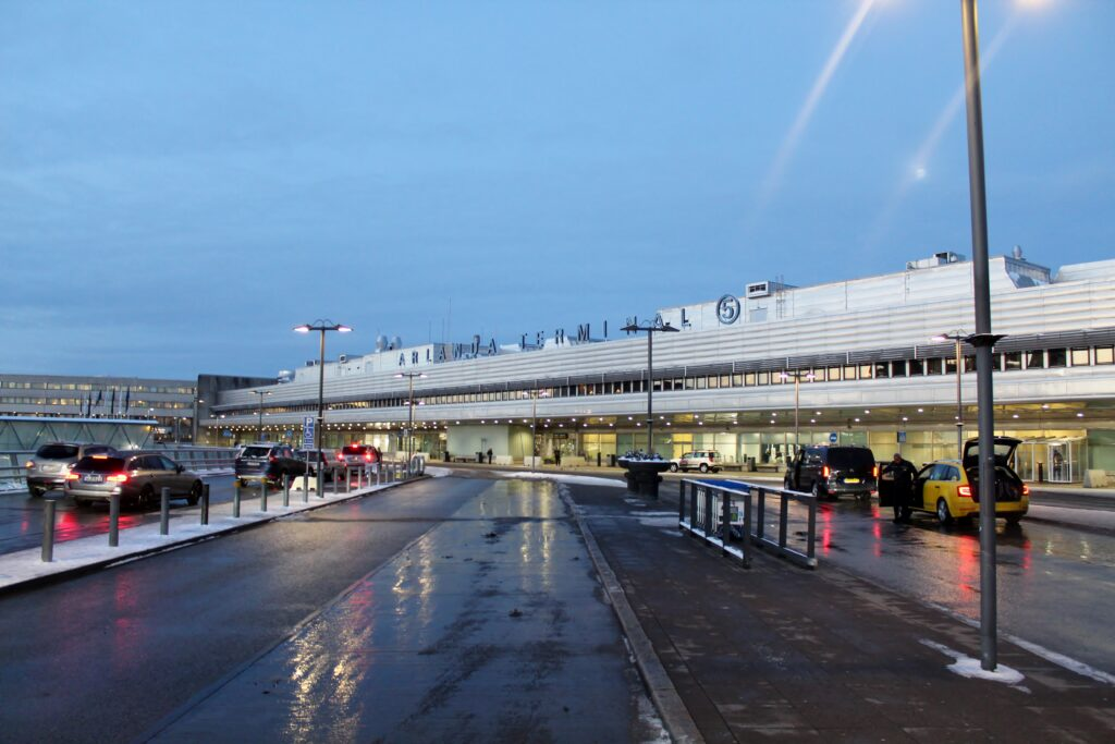 SAS Plus Stockholm Arlanda-Milan Linate