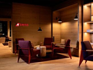 SWISS Alpine Lounge, Zürich