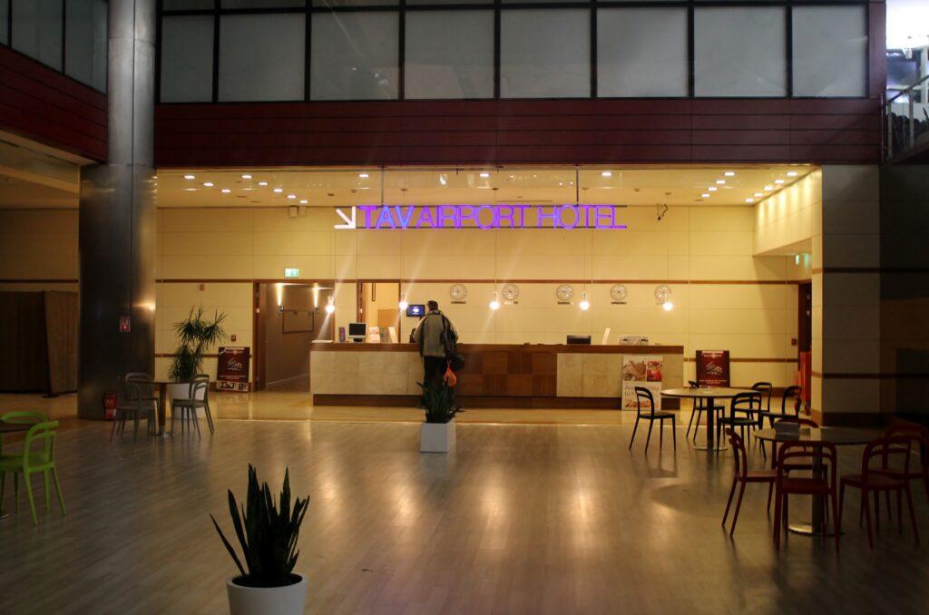 TAV Airport Transit Hotel Istanbul Atatürk