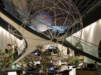 Turkish Airlines CIP Lounge, Istanbul Ataturk