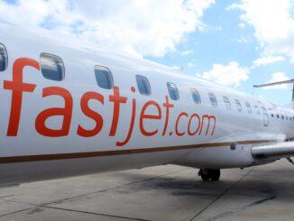 Fastjet Zimbabwe Harare-Johannesburg