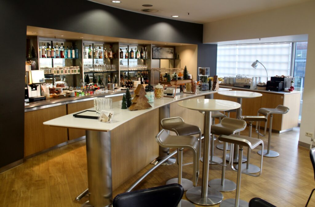 Lufthansa Business Lounge, Bremen