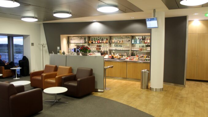 Lufthansa Senator Lounge, Bremen