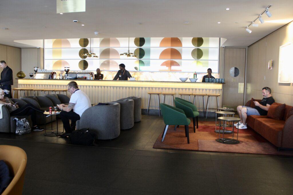 SLOW Lounge Johannesburg O R Tambo Airport