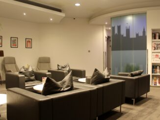 Plaza Premium Arrivals Lounge, London Heathrow, Terminal 3