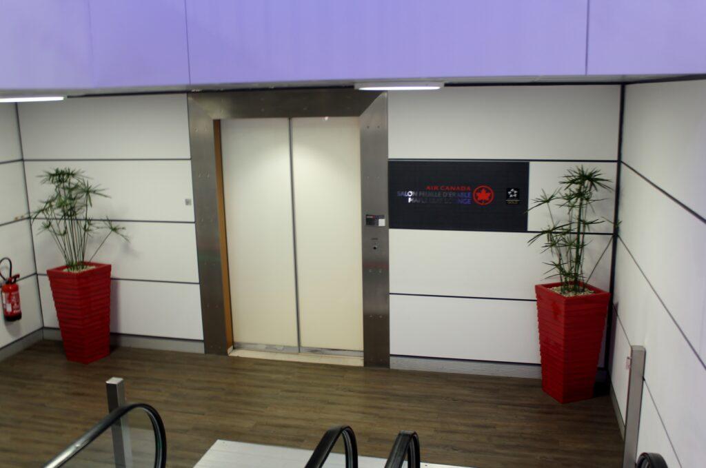 Air Canada Maple Leaf Lounge, Paris CDG