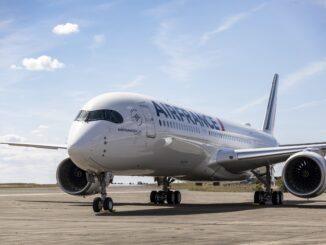 Air France Airbus A350-900