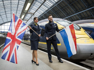 Eurostar Amsterdam-London
