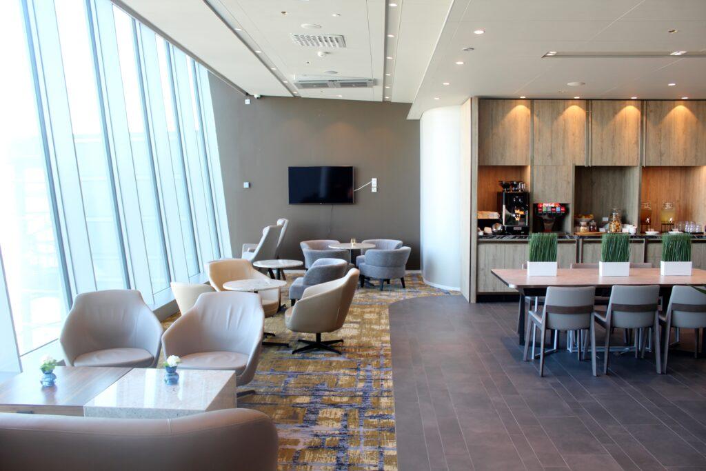 Plaza Premium Lounge, Helsinki