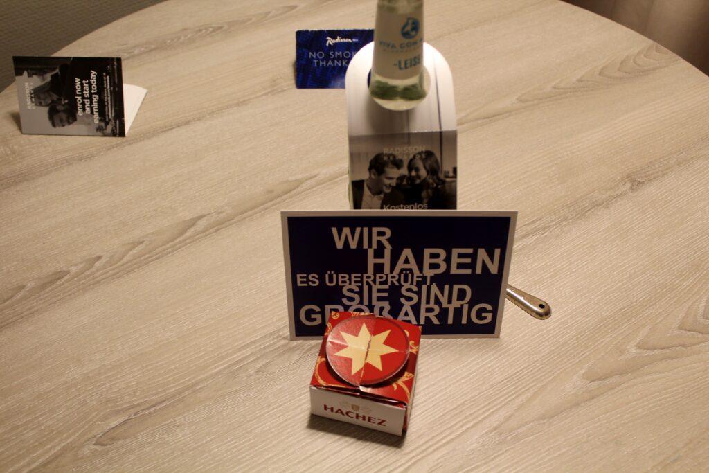Radisson Blu Hotel Bremen