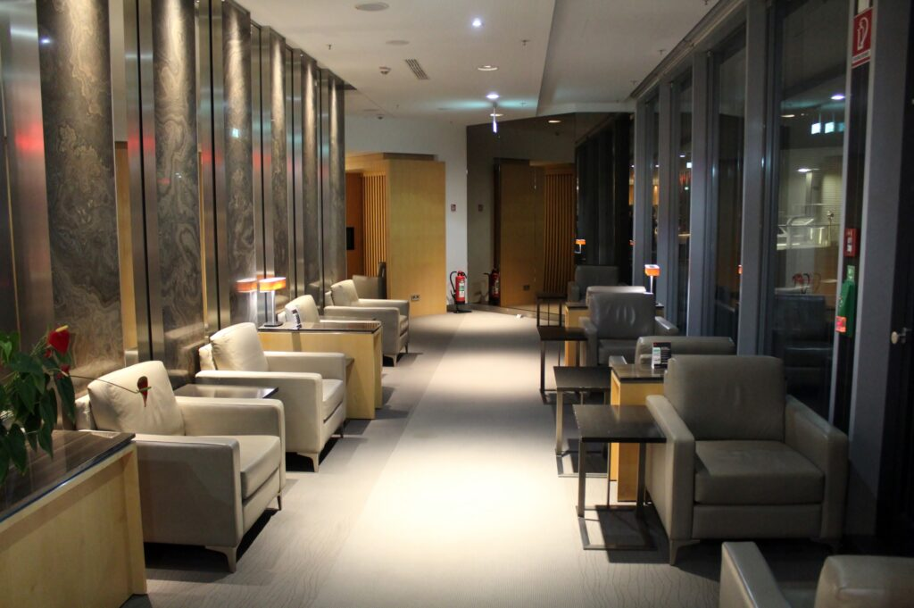Air Canada Lounge, Frankfurt