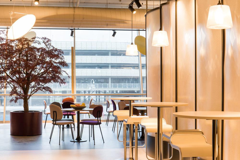 Aspire Lounge, Eindhoven