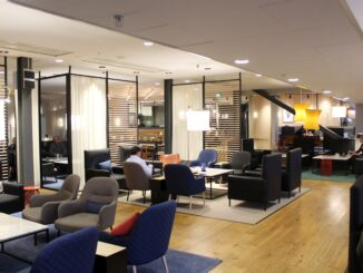 Stockholm Arlanda airport and the closedown of the SAS lounges due to Covid-19